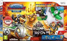 Nintendo juego Wii Skylanders Superchargers Racing