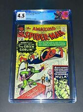 The Amazing Spider-Man #14 CGC 4.5 1964 (1st app of the Green Goblin)