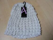 Gorra de mujer blanco sin marca
