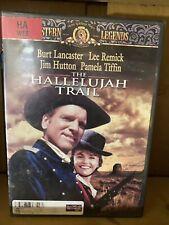 The Hallelujah Trail DVD Burt Lancaster Western