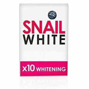 NEW!! SNAIL WHITE SOAP GLUTATHIONE X10 WHITENING SKIN
