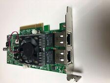 SUPERMICRO  AOC-STG-i2T RJ45 10GBASE-T 10GbE Intel X540-T2 L/P £69+vat Rev 1.01a