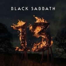 BLACK SABBATH - 13  (VINYL LP)  8 TRACKS HARD & HEAVY / METAL / HARD ROCK NEW+