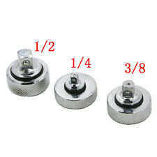 3PCS Multifunction 3/8 1/4 1/2 Thumb Wheel Ratchet Wrench Inch Drive Tools New