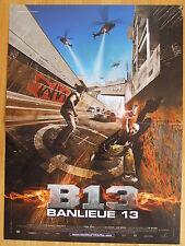 AFFICHE - B13 BANLIEUE 13 -  LUC BESSON - TAGS