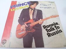 "7"" PRINCE - Let's Work - VG+/VG+ - WB 17 922 - GERMANY - 1982"