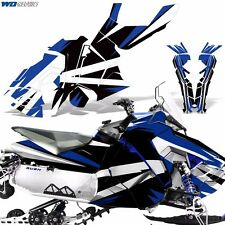 Sled Wrap for Polaris AXYS RUSH Pro S Graphic Snow Decal Kit Snowmobile Parts RB