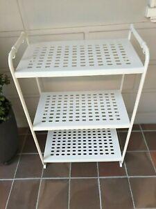 IKEA White Shelf Unit