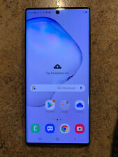 Samsung Galaxy Note10+ SM-N975U - 256GB - Aura Black (Unlocked) (Single SIM)...