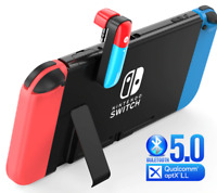Nintendo Switch Bluetooth Adapter 5.0 Audio Transmitter for Wireless Headphones