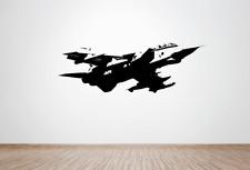 Panavia Tornado della RAF Cacciabombardiere Aereo Wall Art Decalcomania Adesivi Grafici (GRANDE)