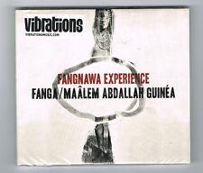 FANGNAWA EXPËRIENCE - FANGA / MAÂLEM ABDALLAH GUINÉA - 2012 - NEUF NEW NEU