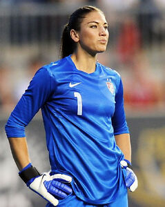 {24 inches X 36 inches} Hope Solo Poster #2 - Free Shipping!