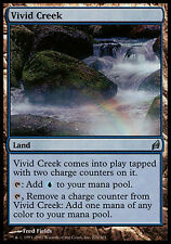 1x Vivid Creek Lorwyn MtG Magic Land Uncommon 1 x1 Card Cards