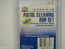 DAC 5 Pc PISTOL CLEANING KIT 357 38 40 45 9MM PCR-747