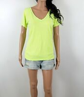 NWT HOLLISTER Women's T-Shirt Aliso Creek V Neck Classic Fit By Abercrombie
