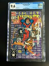 New Mutants 100 CGC 9.6 WHITE Pages Marvel 1st Appearance X-Force ORIGINAL OWNER