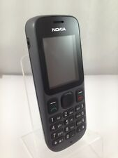Nokia 100 - EE - Grey - Candy Bar - Mobile Phone - Classic Simple Phone