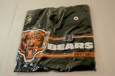 OFFICIAL NFL CHICAGO BEARS Men's T-shirt Black Large NEW WITH TAGS