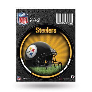 Pittsburgh Steelers Helmet Decal ~ Car / Truck Vinyl Sticker - locker