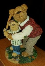 """Boyds Bears """"Mark And Jack"""" 1st Ed Retired 2005"""