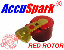 Accuspark Red Rotor Arm for Lucas 22/25D6 cylinder Distributors, Jaguar