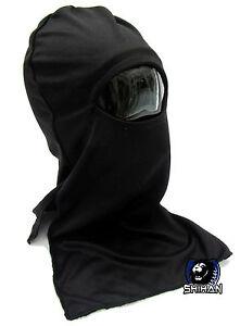 JUNIOR Ninja Warrior Face Hood Balaclava Halloween Mask 1 Size