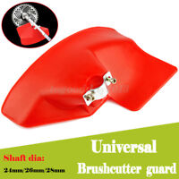 Universal Strimmer Brush Cutter Guard Shield for Whipper Grass Trimmer 26/28mm