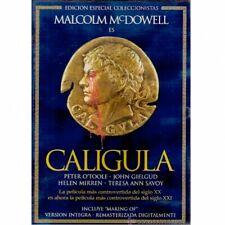 CALIGULA (Tinto Brass) DVD . malcom mcdowell peter o'toole helen mirren