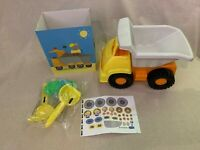 Peppa Pig Big Tipper Truck And Accessories Toy