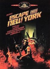 Escape from New York, Excellent DVD, Charles Cyphers, Tom Atkins, Adrienne Barbe