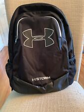 New Under Armour Boy Girl Storm UA Switchup Backpack School Bag Black NWT Black