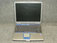 "Dell Inspiron 600M 14"" Laptop with Intel Pentium M 1.60GHz 512MB RAM No HDD"