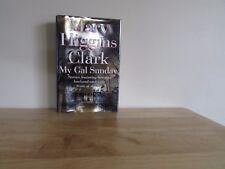 MARY HIGGINS CLARK My Gal Sunday Hardcover DJ 4 Short Stories Henry & Sunday