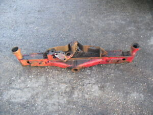 Internaional 884 tractor Front axle c/w pin