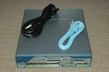 Cisco C1861-SRST-F/K9 Unified Communications VoIP Phone System 1 YEAR Warranty