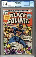 Black Goliath #1 CGC 9.4