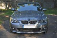 Performance splitter for BMW E60 E61 M Sport Front Bumper spoiler lip chin apron