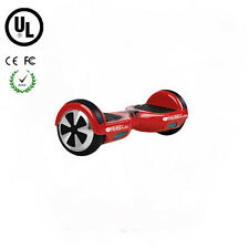 Easy People 2 Wheel Bluetooth + Speakers Motorized Scooter Red UL Certified