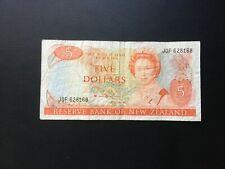 New Zealand (8168), 1981-85, $5, P171a, Fine