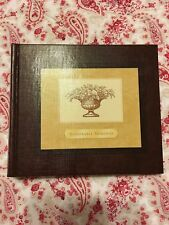 Memorable Moments by Hallmark Stories Photo Journal Album Holds 3x5 4x6 Photos