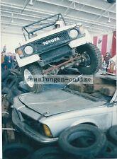 TOYOTA Land Cruiser Geländewagen 4x4 Vorführung Pressefoto Fotografie Auto Foto