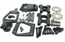 Kit Freno + Supporto per HB Hot Bodies D817 D819 - 114755 114758 66788 204249
