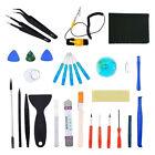 31 pcs Opening Repair Tool Kit Pry Tools Kit and Screwdriver Set for iPhone D4Q2