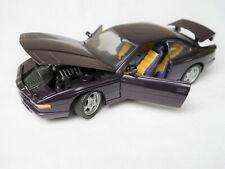 BMW E 31 850 CSi in techno violett violet lila purple metallic, Revell in 1:18!