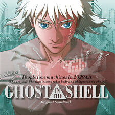 Ghost In The Shell - Complete - Black Vinyl - Limited Edition - Kenji Kawai