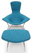 Cushion for Bertoia Bird Chair and Ottoman - Many Colors Available! - Eames Era