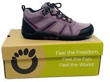 Xero Daylite Hiker Barefoot Zero Drop Minimalist Shoes Mulberry Size 8.5 NEW