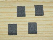 Märklin Z 4x Reinigungsfilze System Jörger zu 86501 Gleisreinigung Filze NEU 191