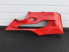 D26 Ducati Panigale 1199 R  Seitenverkleidung Seiten Verkleidung rechts unten